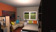 Raumgestaltung Belas Zimmer in der Kategorie Kinderzimmer