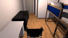 Raumgestaltung Ben 2 in der Kategorie Kinderzimmer