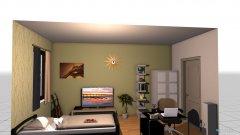 Raumgestaltung Bros Room in der Kategorie Kinderzimmer