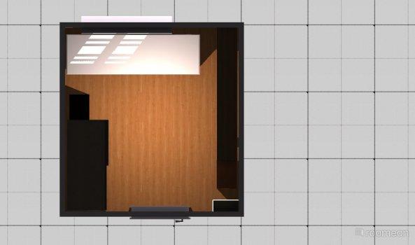 Raumgestaltung Büro in der Kategorie Kinderzimmer