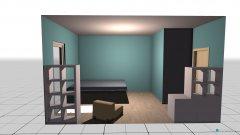 Raumgestaltung Cédrics Zimmer in der Kategorie Kinderzimmer