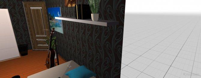 Raumgestaltung Carolin neues Zimmer in der Kategorie Kinderzimmer
