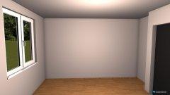 Raumgestaltung Celina Jugenzimmer in der Kategorie Kinderzimmer