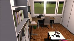 Raumgestaltung Charlottes Zimmer in der Kategorie Kinderzimmer