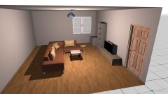 Raumgestaltung Chillzimmer in der Kategorie Kinderzimmer