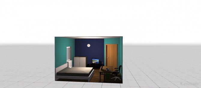 Raumgestaltung Chris  in der Kategorie Kinderzimmer