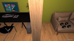 Raumgestaltung Christians Zimmer in der Kategorie Kinderzimmer