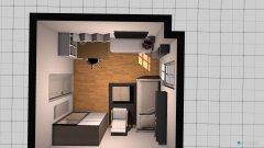Raumgestaltung Coliens Zimmer in der Kategorie Kinderzimmer