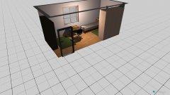 Raumgestaltung Connys Zimmer in der Kategorie Kinderzimmer