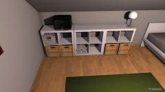 Raumgestaltung consti2 in der Kategorie Kinderzimmer
