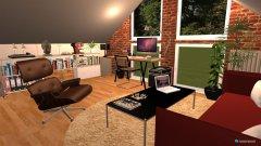 Raumgestaltung Dachboden v2.0 in der Kategorie Kinderzimmer
