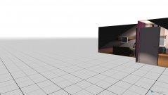 Raumgestaltung Dachboden in der Kategorie Kinderzimmer