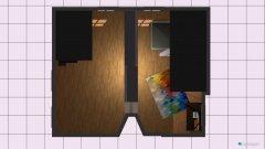 Raumgestaltung dachboden_grund in der Kategorie Kinderzimmer