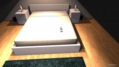 Raumgestaltung Dachbodenzimmer Linus in der Kategorie Kinderzimmer