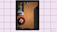 Raumgestaltung Dana neues Zimmer 1 in der Kategorie Kinderzimmer