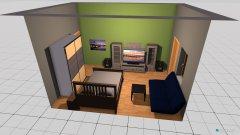 Raumgestaltung Daniel in der Kategorie Kinderzimmer