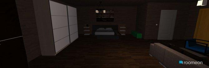Raumgestaltung Das Zimmer zum Schlafen in der Kategorie Kinderzimmer