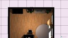 Raumgestaltung Dave Zimmer 2 Schloßstr. in der Kategorie Kinderzimmer