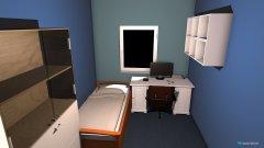 Raumgestaltung Dennis 2 in der Kategorie Kinderzimmer