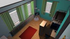 Raumgestaltung devins zimmer in der Kategorie Kinderzimmer