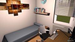 Raumgestaltung DG Kinderzimmer in der Kategorie Kinderzimmer