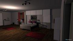 Raumgestaltung Diplos Zimmer  in der Kategorie Kinderzimmer