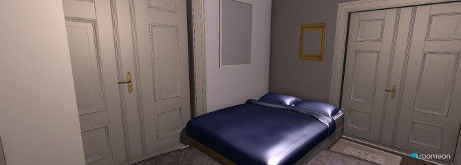 Raumgestaltung Dominiki pokój in der Kategorie Kinderzimmer