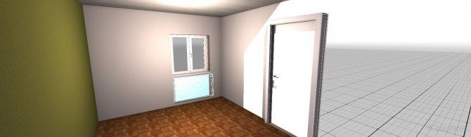 Raumgestaltung Donis neues Zimmer in der Kategorie Kinderzimmer