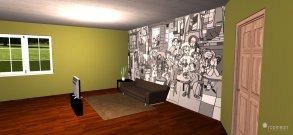 Raumgestaltung Dylan's Zimmer in der Kategorie Kinderzimmer
