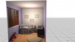 Raumgestaltung dziecinny in der Kategorie Kinderzimmer