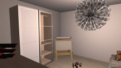 Raumgestaltung Elternzimmer in der Kategorie Kinderzimmer