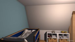 Raumgestaltung Emil Zimmer in der Kategorie Kinderzimmer