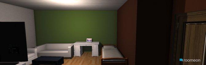 Raumgestaltung emils Zimmer in der Kategorie Kinderzimmer