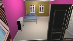 Raumgestaltung Emily's room in der Kategorie Kinderzimmer