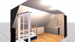 Raumgestaltung Emma-Kinderzimmer in der Kategorie Kinderzimmer