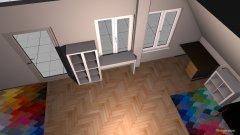 Raumgestaltung Enna Raum in der Kategorie Kinderzimmer