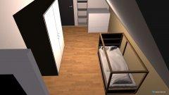 Raumgestaltung Entwurf 1 in der Kategorie Kinderzimmer