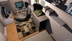 Raumgestaltung Evans Zimmer in der Kategorie Kinderzimmer