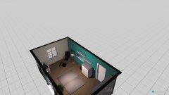 Raumgestaltung Félipe room in der Kategorie Kinderzimmer