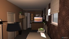 Raumgestaltung Falks Zimmer in der Kategorie Kinderzimmer