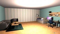 Raumgestaltung Fatos Zimmer in der Kategorie Kinderzimmer