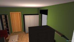Raumgestaltung Floo in der Kategorie Kinderzimmer