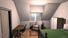 Raumgestaltung Florians Zimmer in der Kategorie Kinderzimmer
