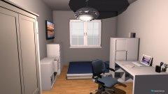 Raumgestaltung Franzi Zimmer in der Kategorie Kinderzimmer