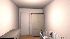 Raumgestaltung Gretas Zimmer in der Kategorie Kinderzimmer