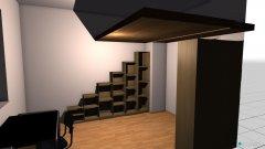 Raumgestaltung Grundrissvorlage Eckraum in der Kategorie Kinderzimmer