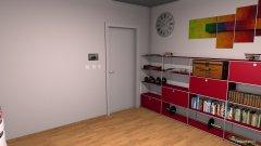 Raumgestaltung Grundrissvorlage Quadrat in der Kategorie Kinderzimmer