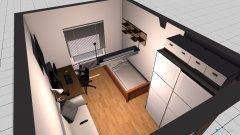 Raumgestaltung Hakans Zimmer v2 in der Kategorie Kinderzimmer