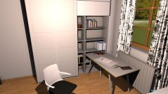 Raumgestaltung Hanna-Lenas Zimmer in der Kategorie Kinderzimmer