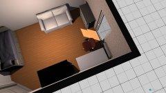 Raumgestaltung Hannahs Zimmer in der Kategorie Kinderzimmer